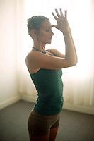 Portrait of Kelley Doyle by Elena Ray