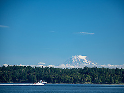 United States, Washington, Harstine Island