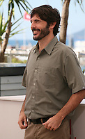 Director Diego Quemada-diez.at the La Jaula De Oro film photocall Cannes Film Festival on Wednesday 22nd May 2013