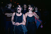 Twins, Halloween, New York City, New York, October 1982