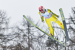 Robert Kranjec of Slovenia during the Flying Hill Individual Competition at 4th day of FIS Ski Jumping World Cup Finals Planica 2013, on March 24, 2012, in Planica, Slovenia. (Photo by Matic Klansek Velej / Sportida.com)