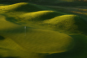 Illustration 9th green during the Ryder Cup 2018, at Golf National in Saint-Quentin-en-Yvelines, France, September 26, 2018 - Photo Philippe Millereau / KMSP / ProSportsImages / DPPI