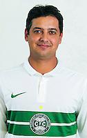 """Marcos Vinícius Santos Gonçalves - """" MARQUINHOS SANTOS """" Coach   ( Coritiba Foot Ball Club  )"""
