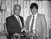 Mr. Mike Butt owner of Golden Orient Restaurant with his son David, 27th Leeson Street, Dublin,<br />