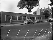 23/9/1952<br /> 9/23/1952<br /> 23 September 1952<br /> <br /> Photos of the National Cash Register offices and employees<br />  Vauxhall Wyvern Morris Minor car