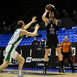 20210403: SRB, Basketball - ABA League 2020/21, KK Partizan vs KK Krka