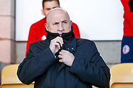 Accrington Stanley Manager John Coleman  during the EFL Sky Bet League 1 match between Accrington Stanley and Portsmouth at the Fraser Eagle Stadium, Accrington, England on 27 October 2018.