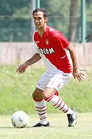 Ricardo Carvalho (Monaco)<br /> Roccaporena 06/07/2013 <br /> Amichevole/Friendly Match 2013/2014<br /> Football Calcio Monaco Fc-Cascia<br /> Foto Insidefoto Luca Pagliaricci