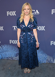 August 2, 2018 - West Hollywood, California, U.S. - Caitlin Mehner arrives for the FOX Summer TCA 2018 All-Star Party at Soho House. (Credit Image: © Lisa O'Connor via ZUMA Wire)