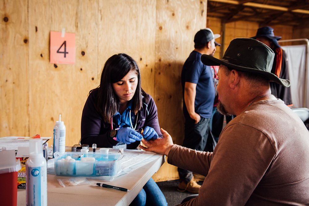 SALUD Clinic at Soter Vineyards