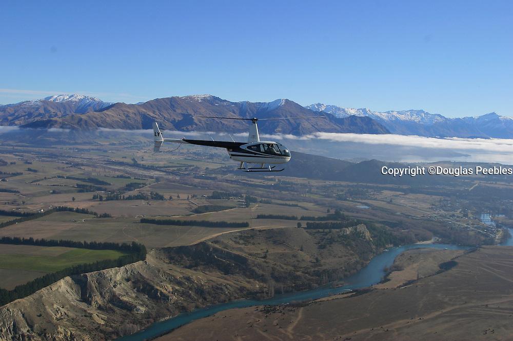 Helicopter,Wanaka, South Island, New Zealand