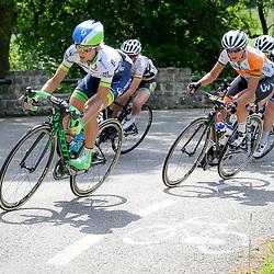 27-05-2016: Wielrennen: Boels Rental Classic: Valkenburg  <br /> VALKENBURG (NED) wielrennen  <br />Katrin Garfoot, Marianne Vos
