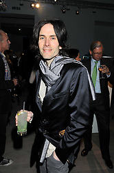 PIERS JACKSON at Arts for Human Rights gala dinner in aid of The Bianca Jagger Human Rights Foundation in association with Swarovski held at Phillips de Pury & Company, Howick Place, London on 13th October 2011.