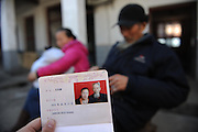 NINGXIANG, CHINA - DECEMBER 02:  China Out  -Finland out<br /> <br /> 72-year-old Man Married 27-year-old Girl In Hunan<br /> <br />  72-year-old Wen Changlin, his 27-year-old wife Zhang Feng and their son pose with Zhang Feng's mother (L) and stepfather (R) on December 2, 2013 in Ningxiang County, Hunan Province of China. 72-year-old Wen Changlin and 27-year-old Zhang Feng got married in April this year and Zhang gave birth to a boy in August. Wen Changlin had three sons and a daughter before he met Zhang. Barefoot doctor Wen Changlin started to care for sick Zhang Feng and her sick father in 2001 when Zhang was 15. Soon afterwards, Wen moved into Zhang's family home for the sake of convenience. Zhang's father died in 2006, but Wen continued to live there to look after Zhang Feng. In 2009, Zhang Feng was getting better bit by bit, and her relatives encouraged her to get married. So Wen moved back home. But Zhang Feng declared her love for Wen, and moved into Wen's home despite his relatives' opposition. Zhang Feng said that she wants to take care of Wen for his remaining years, and she wants to live with him.<br /> ©Exclusivepix