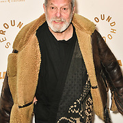 Terry Gilliam attend Biennial fundraiser in aid of The Roundhouse Trust which helps 3000  11-25 year-olds from all backgrounds to realise their creative potential through opportunities in music, media and performing arts on 14 March 2019 at Roundhouse Gala, London, UK.