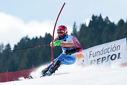 RIBOUD Romain, FRA, Slalom, 2013 IPC Alpine Skiing World Championships, La Molina, Spain