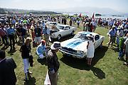 August 14-16, 2012 - Pebble Beach / Monterey Car Week.