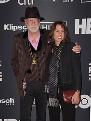March 30, 2019 - Brooklyn, New York, USA - NEW YORK, NEW YORK - MARCH 29: Mick Fleetwood, Lynn Frankel attend the 2019 Rock & Roll Hall Of Fame Induction Ceremony at Barclays Center on March 29, 2019 in New York City. Photo: imageSPACE (Credit Image: © Imagespace via ZUMA Wire)