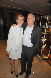KELVIN MACKENZIE and  at a party to celebrate the 180th Anniversary of The Spectator magazine, held at the Hyatt Regency London - The Churchill, 30 Portman Square, London on 7th May 2008.<br />