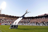 Supporters de Bordeaux - 12.04.2015 - Bordeaux / Marseille - 32eme journee de Ligue 1 <br />