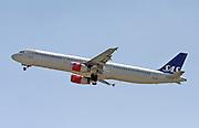 SAS - Scandinavian Airlines, Airbus A321