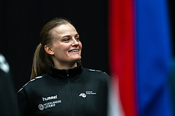 Debbie Bont of Netherlands during the Women's EHF Euro 2020 match between Netherlands and Hungry at Sydbank Arena on december 08, 2020 in Kolding, Denmark (Photo by RHF Agency/Ronald Hoogendoorn)
