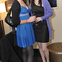Free Pic/ No Repro Fee.Pictured at the opening of Kinsales Newest Night Club, Studio Blue, were Elaine and Emma Davis from Innishannon..Pic. John Allen
