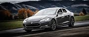 Tesla Model S at WAAAM.