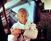 """Lifetime space collection set for auction to go under hammer <br /> <br /> <br /> Boston, MA – RR Auction is proud to present the internationally renowned space collection of Leon Ford during a live auction event.<br /> <br /> Friends with many of NASA's legendary astronauts, Ford had access to their personal collections, enabling him to build one of the most comprehensive and impressive collections the industry has ever seen—astronaut certified never-before-offered to the public, expertly researched and curated.<br /> <br /> Among the more than 100 represented lots that originate from Ford's estate:<br /> <br /> Buzz Aldrin's Apollo 11 Flown Personal Preference Kit (PPK) Beta cloth bag.<br /> <br /> Complete flown checklist for Cernan's near-fatal spacewalk: """"Perform Rescue Mission.""""<br /> Mercury and Gemini Astronauts Signed Display. The unique hand-drawn display depicting the Mercury and Gemini spacecraft and listing the names of each mission, signed by all members of the prime crew.<br /> <br /> Exceedingly rare official Lunar Planning Chart signed by six moonwalkers on their landing sites. Desirable for its imposing size and coveted for its rarity, only six of these massive lunar maps were signed.<br /> <br /> Charles Conrad's Apollo 12 Lunar Surface-worn Backpack Strap. The incredibly rare backpack strap from Conrad's Personal Life Support System (PLSS), used on the lunar surface during both of his moonwalks on the Apollo 12 mission, signed and certified on the front in black felt tip.<br /> <br /> Al Worden's Apollo 15 American flag Beta cloth patch. One-of-a–kind flown Beta cloth name patch, worn on the exterior of Worden's spacesuit during the entirety of the Apollo 15 mission.<br /> <br /> Commander Charles Conrad's Skylab 2 flight training suit. The mustard-color suit bears the Skylab mission patch on the right sleeve, NASA 'meatball' logo patch on the right breast, and Conrad's Velcro name patch on the left, """"Charles Conrad, NASA-JSC.""""<br /> <br /> """"Two """