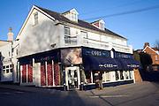 Coes traditional shop, Felixstowe, Suffolk, England