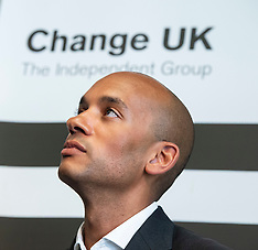 Change UK Rally 30th April 2019