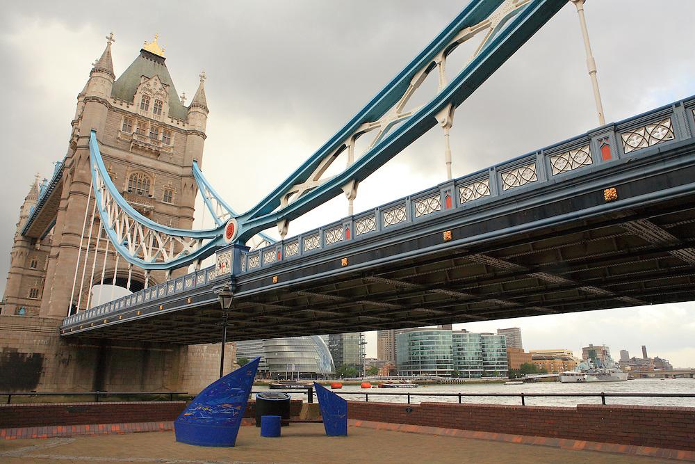 Tower Bridge North East Bank - London