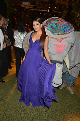 JACQUELINE FERNANDEZ at The Animal Ball presented by Elephant Family held at Victoria House, Bloomsbury Square, London on 22nd November 2016.