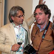 NLD/Naarden/20080401 - Het Arsenaal van jan des Bouvrie bestaat 15 jaar, Jacques Walch in gesprek met Edwin Smulders