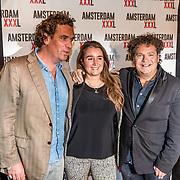 NLD/Amsterdam/20170324 - Uitreiking 2de editie XXXL Magazine, Dirk Zeelenberg en Marco Juffermans
