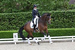 Verwimp Jorinde, (BEL), Tiano<br /> CDI3* Roosendaal 2015<br /> © Hippo Foto - Leanjo de Koster<br /> 09/05/15