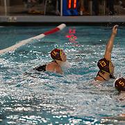 USC Women's Water Polo 2017 | UCSD | HR