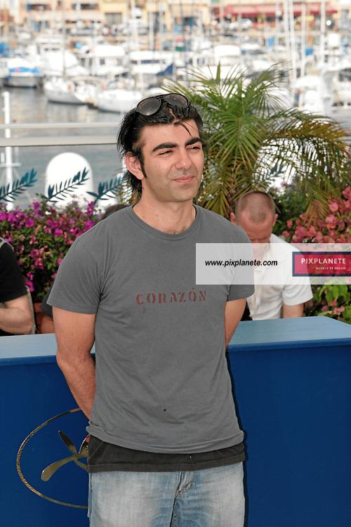 Fatih Akin - - Festival de Cannes - Photocall de l'autre côté - 23/05/2007 - JSB / PixPlanete