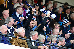 Bristol Rugby fans - Mandatory by-line: Dougie Allward/JMP - 30/12/2017 - RUGBY - The Athletic Ground - Richmond, England - Richmond v Bristol Rugby - Greene King IPA Championship
