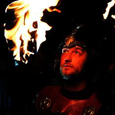 Torchlight Procession | Edinburgh | 30 December 2016