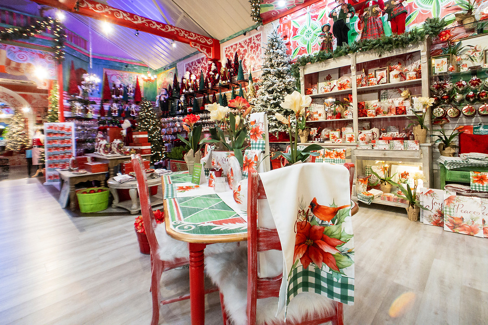 DeWayne's - a local retail, garden, and holiday shop - in Smithfield, North Carolina on Friday, August 20, 2021. Copyright 2021 Jason Barnette