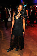 May 19, 2016-Brooklyn, NY: United States- Designer Ayan Mataano attends the 2nd Annual (Museum of Contemporary African Diasporic Art (MoCADA) Masquerade Ball held at the Brooklyn Academy of Music on May 19, 2016 in Brooklyn, New York. (Terrence Jennings/terrencejennngs.com)