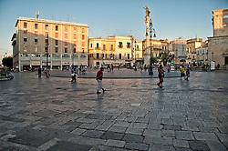 Lecce - Piazza Sant'Oronzo.