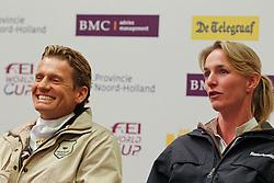 Gal Edward (NED) - Schellekens Imke (NED)<br /> CDI-W Amsterdam 2010<br /> © Hippo Foto - Leanjo de Koster