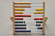Nederland, Ubbergen, 3-3-2012Een telraam, vroeger gebruikt om te leren tellen en rekenen.Foto: Flip Franssen/Hollandse Hoogte