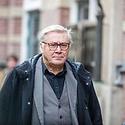 NLD/Amsterdam//20170309 - Herdenkingsdienst Guus Verstraete, Barry Stevens