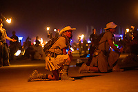 Rangers Burn Night