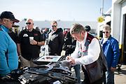 January 24-27, 2019. IMSA Weathertech Series ROLEX Daytona 24. #48 Paul Miller Racing Lamborghini Huracan GT3