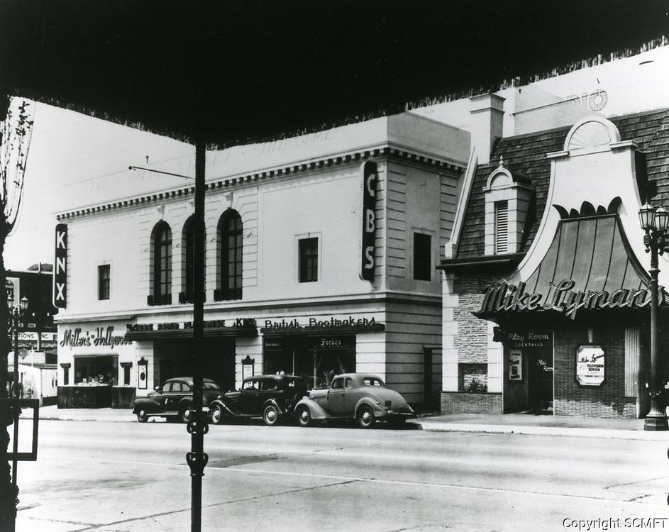1943 Mike Lyman's Restaurant