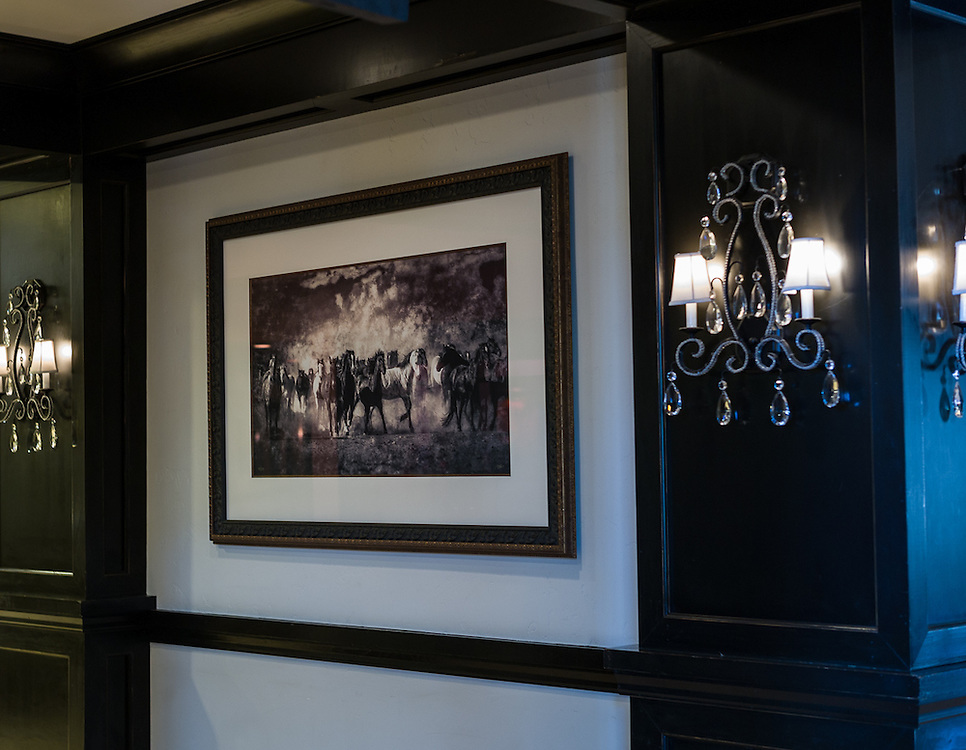 The Glorious and Elegant lobby of The Waldorf Astoria, Park City!<br /> <br /> Featuring the Latest Art of Craig W. Cutler - placed just in time for the 2013-2014 Season.